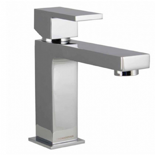 Bagno Design Mezzanine Mono Basin Mixer With Pop Up Waste - Model BDN-MEZ-301-CP